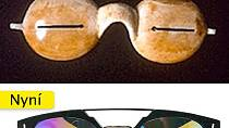Sluneční brýle dříve spíše mechanicky zabraňovaly pronikání slunečních paprsků k očím