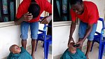 Hope prožívá obyčejný život nigerijského dítěte a je mu dobře.