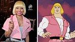 Nicki Minaj, nebo He-man?