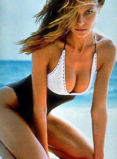 Heidi Klum v roce 1998