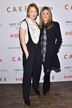 Mamie Gummer a Jennifer Aniston