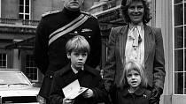 Camilla má se svým prvním mužem dvě děti.