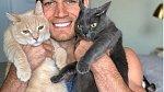 Evan Antin miluje zvířata.