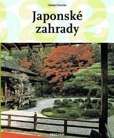Kniha Japonské zahrady