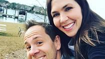 Natalie Weaver s manželem