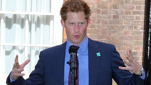Muž týdne: Princ Harry – Pařba v Las Vegas