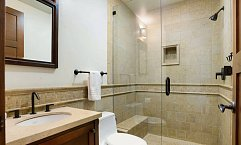 Další koupelna pro hosty.