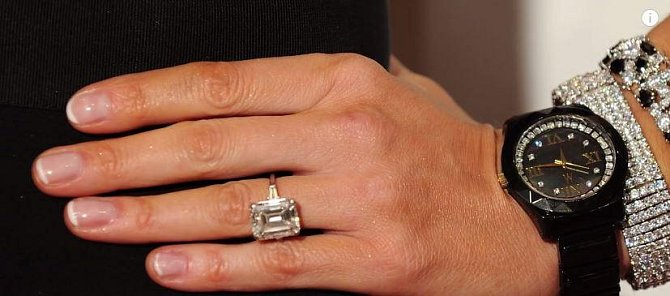Prsten od Donalda stál prý 3 milióny dolarů.