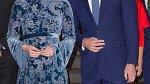 Kate Middleton (35) a její choť princ William (35) očekávají letos narození již třetího potomka. Termín porodu je stanoven na duben, jen pár týdnů před svatbou mladšího bratra Williama, prince Harryho.