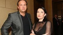 Moderátorka byla třikrát vdaná. Třetím manželem byl Marek Vít.