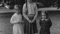 Geraldine Chaplin je nejstarší z osmi dětí Charlieho Chaplina.
