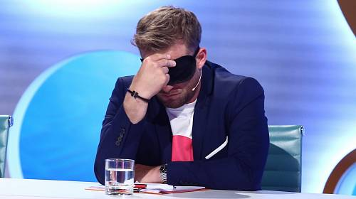 Jakub Prachař byl z VIP hosta překvapen.