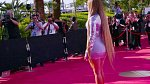 Jennifer Lopez v Cannes