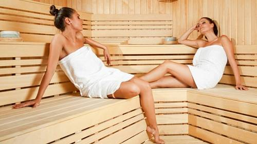 Sauna: Relax a podpora imunity