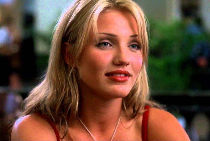 22 let - Zdá se to nemožné, ale Cameron Diaz se skutečně poprvé objevila před zraky diváků až v roce 1994 v komedii Maska (The Mask)