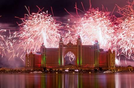 Zažijte vánoční svátky v Dubaji!
