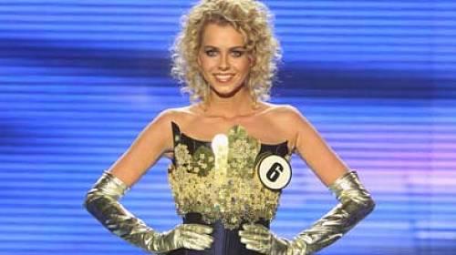 Jako zástupkyně České republiky pojede na Miss World Veronika Machová