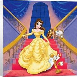 Princezna Bella, Kráska a zvíře
