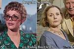 Herečka Angela Scoular coby Ruby Bartlett