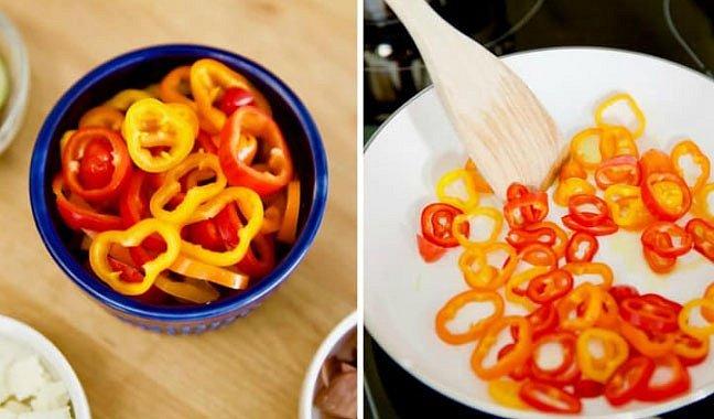 Do mikrovlnky rozhodně nepatří chilli papričky.