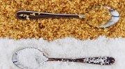 Třtinový cukr je sice vyzdvihovaný, ale oproti klasickému cukru to není moc velká výhra.