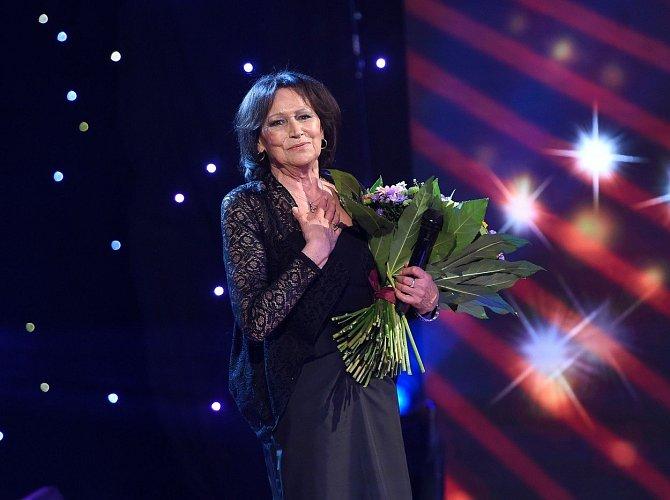 Marta Kubišová občas uspořádá koncert.
