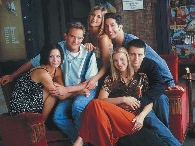 Přátelé, málokterý seriál je dodnes tak populární.