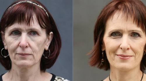 Proměna paní Jindřišky: účes, make-up, oblečení, móda