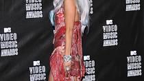 Lady Gaga šokovala na cenách MTV