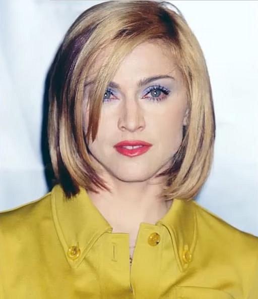 Madonna od narození až po současnost