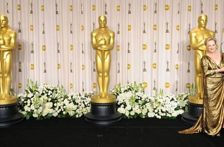 Předávání cen Oscar 2012: Oscarové módní defilé