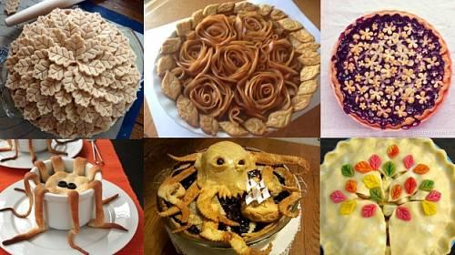 Originální koláče