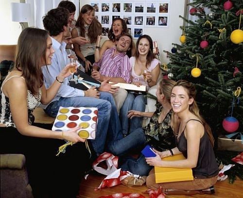 Vánoce, oslava