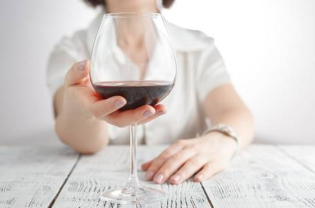 Alkoholička