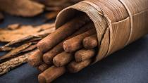 Tabák: Evropská unie povoluje pořízení 800 cigaret, 400 krátkých doutníků, 200 doutníků a 1 kilogram tabáku a to jen pro osobní potřebu.