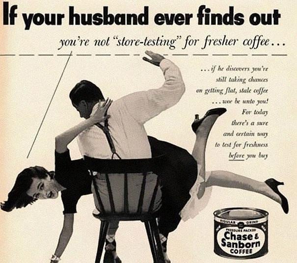 Pokud váš manžel někdy zjistí...