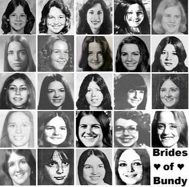 Oběti Teda Bundy