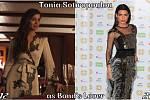 Herečka Tonia Sotiropoulou coby Bondova milenka