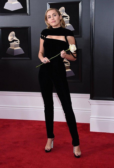 Miley Cyrus se hodně změnila, už netropí hlouposti a spíš se stylizuje do role mladé dámy.