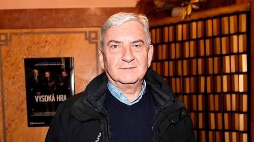 Miroslav Donutil je skvělý herec a poutavý vypravěč se narodil 7. února 1951