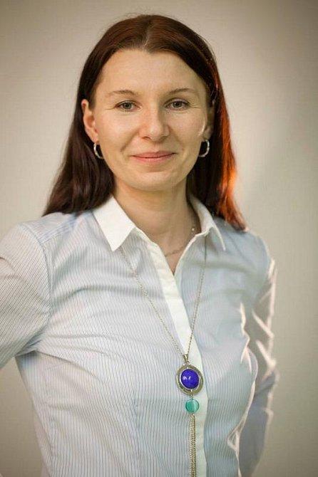 Beáta Matyášová, autorka knihy Klára nad propastí