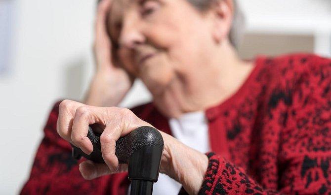 Graeofilie: Muže vzrušují pouze staré ženy.