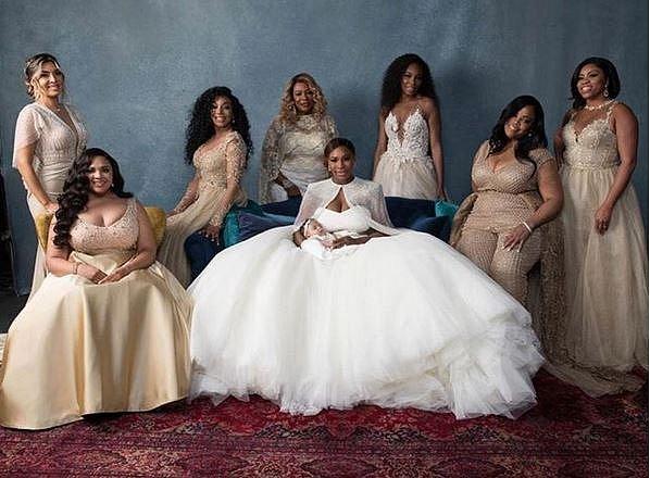 Rodinné svatební snímky.