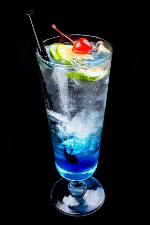 Drink na víkend: Blue Lagoon