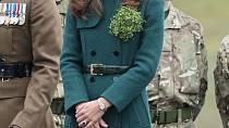 Vévodkyně Kate má jedinečný vkus.