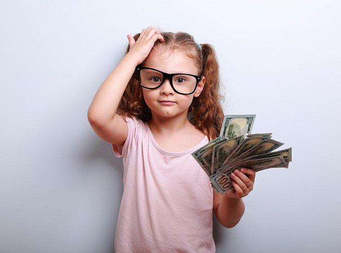 V Japonsku se dětem rozdávají peníze, částku určuje jejich věk.