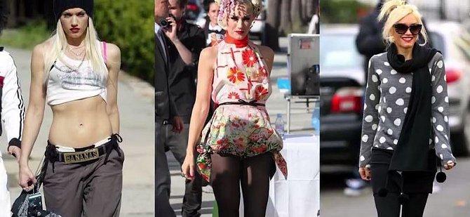 Gwen Stefani je velkou fanynkou módy.
