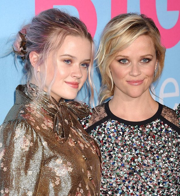 Reese Witherspoon a Ava Phillippe