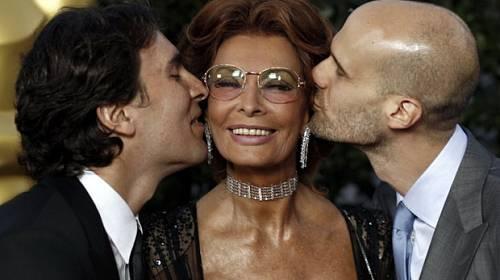 Horký kafe ze světa celebrit - Co se přiučit od sexbomby (Sophia Loren)