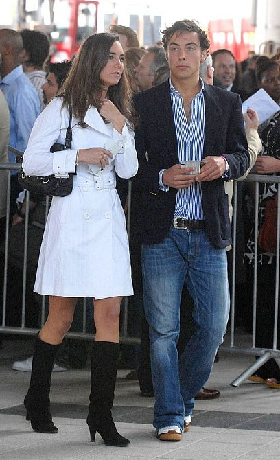 James a Kate
